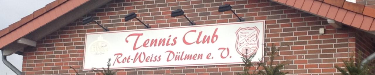 Tennisclub Rot Weiß Dülmen e.V.